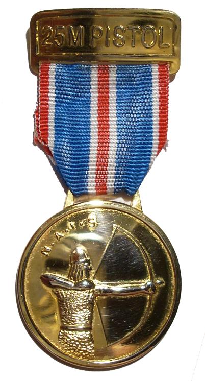 NAIS-gullmedalje