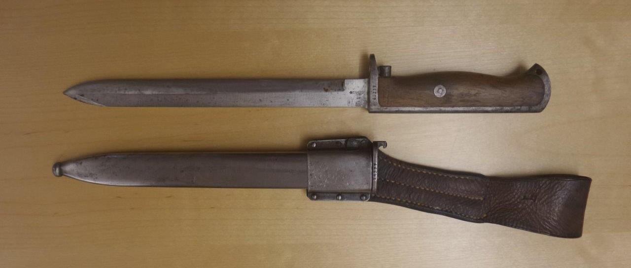 våpen til salgs