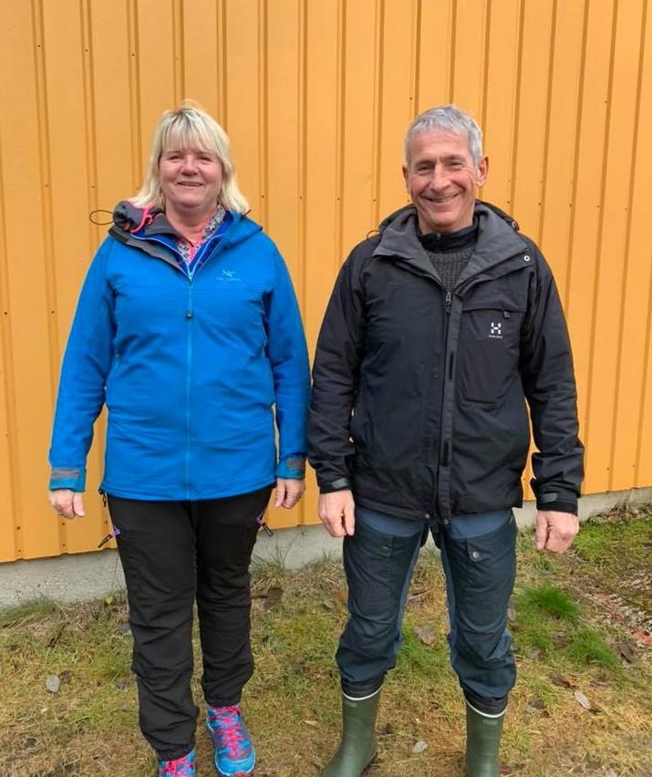 Linda og Tor Arne